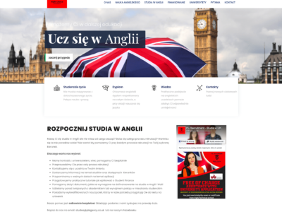 Studia Anglia